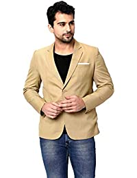 24b88089197 Oshano Men s Poly Viscose Slim Fit Blazer for Casual Party Formal Occasions