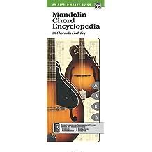 Mandolin Chord Encyclopedia: 36 Chords in Each Key