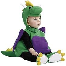 My Other Me - Disfraz de bebé dinosaurio, 0-6 meses (Viving Costumes 203297)