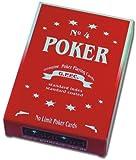 05119905002 - Nürnberger Spielkarten - Pokerkarten No 4 in Faltschachtel