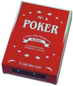 Desconocido Juego de Cartas, de 2 a 10 Jugadores