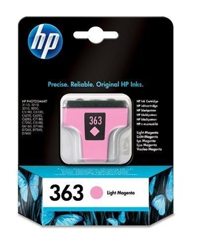 Preisvergleich Produktbild HP Patrone Nr.363 5.5ml Tinte hellmagenta Photosmart 8250/3210/3310/C5180/C6180/C7180