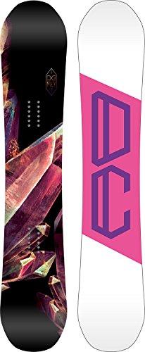 Tavola da snowboard dc ply 150 2017