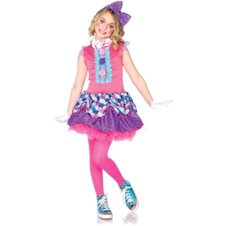 b0290537ded02 Leg Avenue filles Enfant Enfant Enfant Clown Cutie Costume