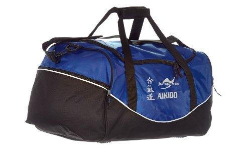 Tasche Team blau/schwarz Aikido
