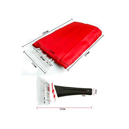 Boocy-guanti-protettivi-Snow-Shovelcar-parabrezza-trasparente-raschietto-per-ghiaccio-neve-pala-raschietto-per-ghiaccio-auto-Ice-Snow-Clean-Tool