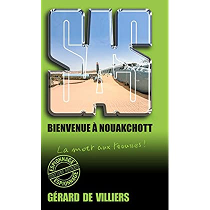 SAS 187 Bienvenue à Nouakchott