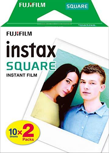 Fujifilm Instax Square WW2 Colorfilm klar
