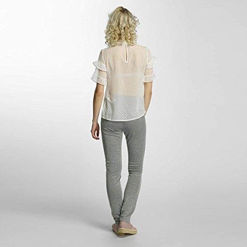 Pieces Femme Hauts / Blouse/Chemise pcVictoria Blanc