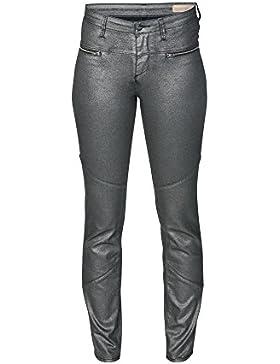 KANOPE Pantalón - Slim - Liso - para Mujer