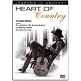 Various Artists - Legends in Concert: Heart of Country [DVD]