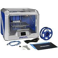 Dremel DigiLab 3D Drucker 3D40 (1 PLA Filament, 3,5 Zoll LCD Touchscreen, WLAN, Slicing Software, Einsteiger, Modellbauer, Unterricht, Prototyping)