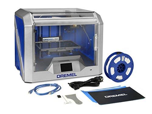 Dremel F0133D40JA 3D40 Idea Builder Imprimante, 3D, avec Wif
