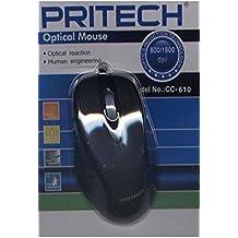 Pritech - Ratón óptico ... ae2ed2176644