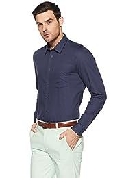 f45c0f4c51 Arrow Newyork Men s Printed Slim Fit Formal Shirt