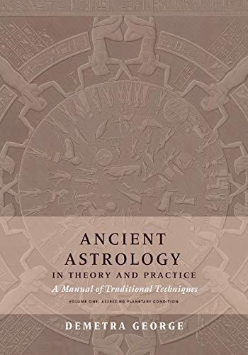 Zoom IMG-1 ancient astrology in theory and
