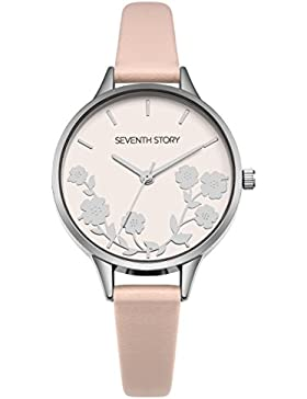 Seventh Story Damen-Armbanduhr SS004PS