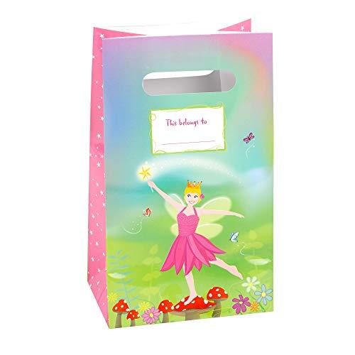 Neviti Fairy Princess Party-Beutel, 5Stück (Princess Party-goody Bags)