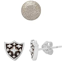 Dare Combo of Beautiful Stud Earrings
