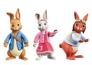 Peter Rabbit Figures (Pack of 3)