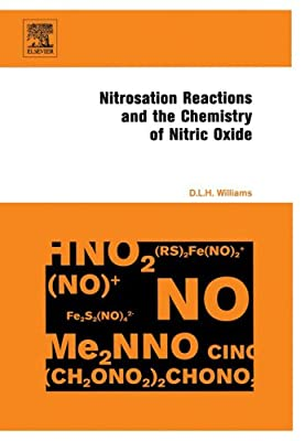 Nitrosation Reactions and the Chemistry of Nitric Oxide by Elsevier Science