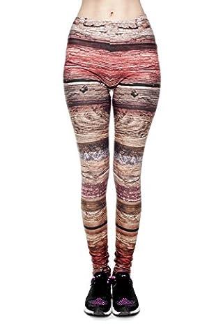 Funny Leggings Company© Printed Yoga Pants 3D Print/Motive/Design One Size