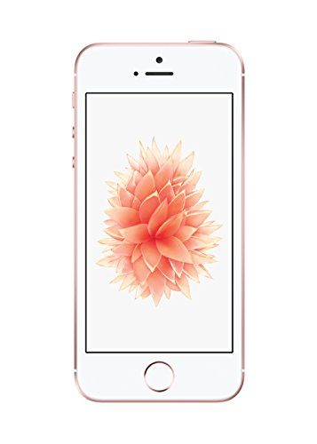 Apple iPhone SE Single SIM 4G 32GB Rosa-Goldfarben - Smartphones (10,2 cm (4 Zoll), 32 GB, 12 MP, iOS, 10, Rosa-Goldfarben)