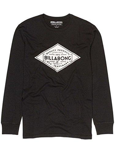 Billabong Herren Bogus Long Sleeve T-Shirt Black