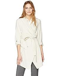 Jones New York Women's Drapey Twill Jacket