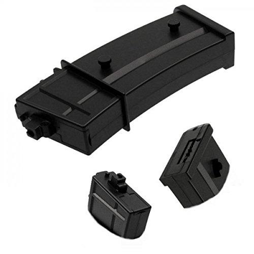 Magazin für Softair Gewehr H&K G36 C IDZ 400 Schuss Dual Power -