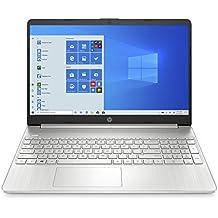 HP 15s eq0024au 15.6-inch Laptop (3rd Gen Ryzen 5 3500U/8GB/512GB SSD/Windows 10/MS Office 2019/Radeon Vega 8 Graphics), Natural Silver