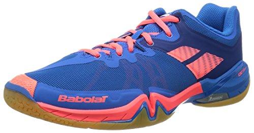 Babolat Shadow Tour Badmintonschuhe verschiedene Farben, Schuhgröße:EUR 44, Farbe:blau