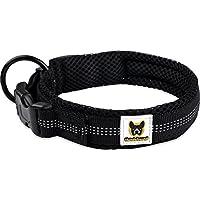[Gesponsert]Hundehalsband reflektierend (S/35-40 cm)