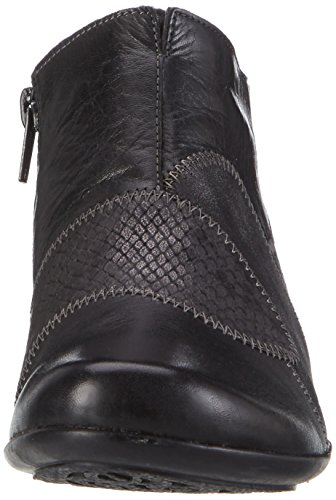 Remonte D7383, Escarpins Femme Noir (Schwarz/Granit/Graphit / 45)