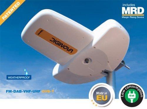 TELEVES - ANT  DIGINOVA BOSS FM/BIII/UHF G-2/10/19DBI