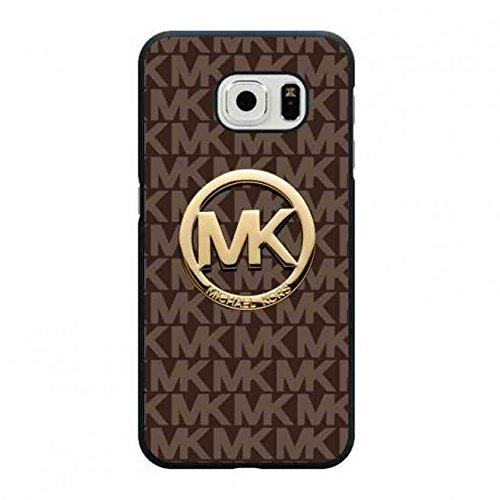 Luxus Marke Michael Kors MK Hülle für Apple Samsung Galaxy S6,Samsung Galaxy S6 Hülle Michael Kors MK Silikonhülle Hülle Michael Kors Logo Handy Schutzhülle