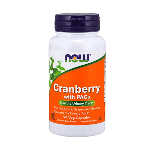 Standardisierte Cranberry (NOW Cranberry Extract, 90 Stück)