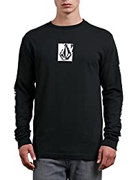 Volcom Men's Pixel Stone Long Sleeve Tee T-Shirt