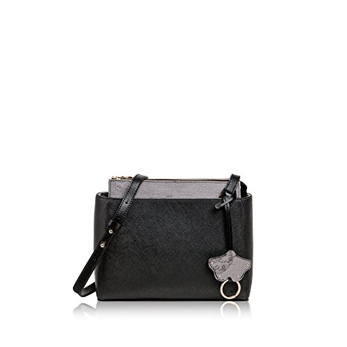 Alviero Martini 1A Classe crossbody bag City Bloom black