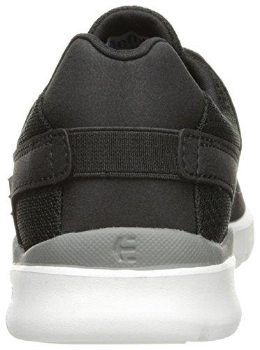 Etnies - Etnies Scout Xt Wos, Scarpe da skateboard Donna Noir (Black White Grey)