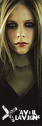 Lavigne April–Door Poster–Eye Shadow–53x 158cm zeigt/Poster