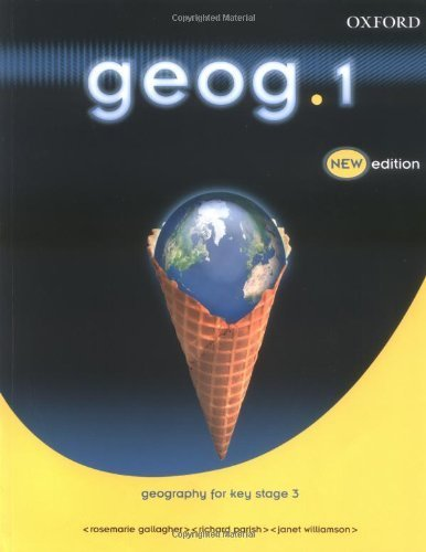 Geog.123: Student's Book Level 1 by RoseMarie Gallagher, Richard Parish, Janet Williamson (2005) Paperback