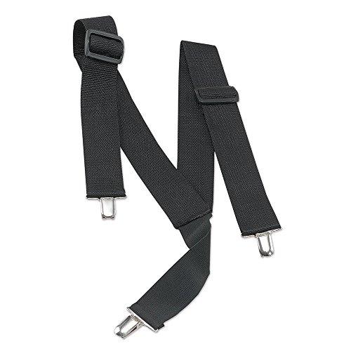 9Hosenträger, schwarz, one size ()