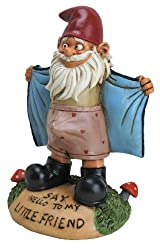 Bigmouth Inc Perverted Little Gnome