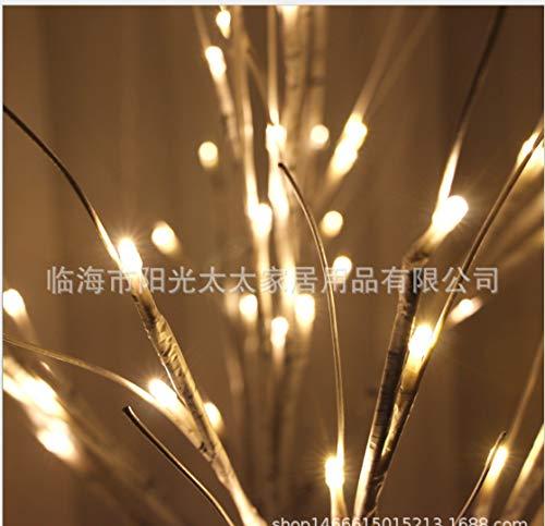 Dekoratives Baumlicht LED Urlaub Licht Baumlicht/LED Landschaftslicht 60cm hoch
