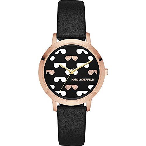 orologio solo tempo donna Karl Lagerfeld Camille offerta casual cod. KL2231