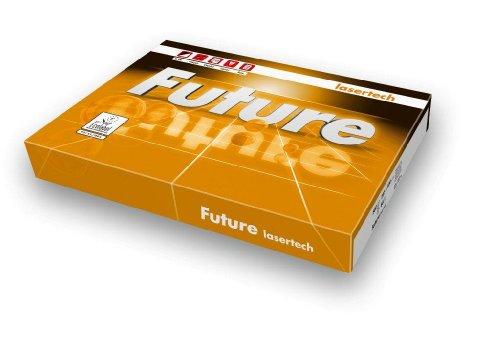 Kopierpapier Future Lasertech, A4, 80 g/qm, Weißgrad 150 CIE, weiß
