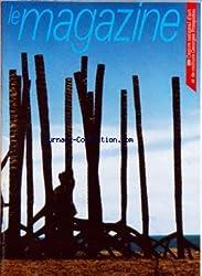 MAGAZINE DU CENTRE POMPIDOU (LE) [No 72] du 15/11/1992 - AMERIQUES LATINES - ART D'AMERIQUE LATINE PAR M. ROJAS - L'UNIVERS DE BORGES - LA CATHEDRALE HIMMELBLAU PAR PELISSIER - P. SCHOELLER PAR