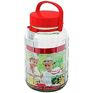 5 Liter Glas Mit Deckel Heimwerker Marktde