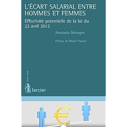 L'écart salarial entre hommes et femmes (Droit social)